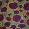 Mohnfeld, 70x 90 cm, Acryl auf Leinwand