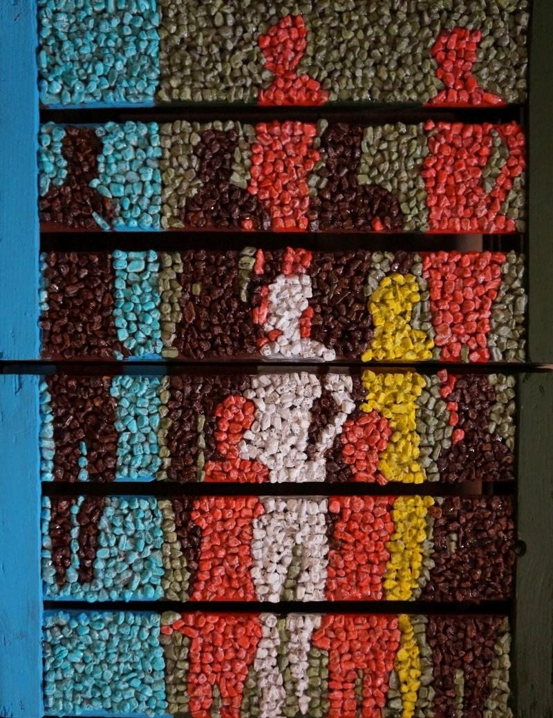 Eigene Meinung - Schokolade trifft Kunst